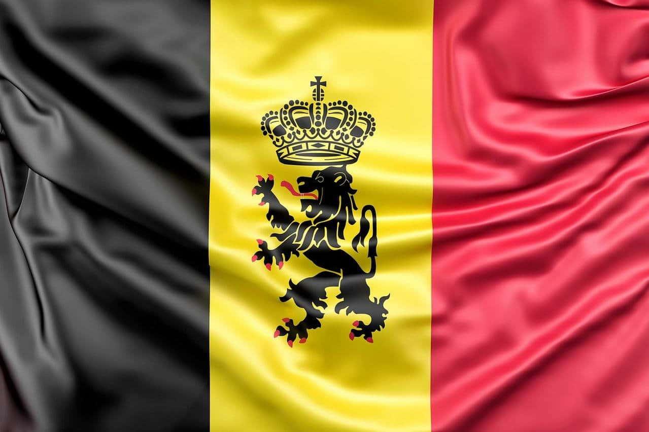 Belgia - bandera