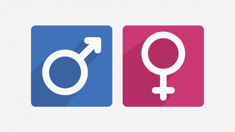 symbole płci