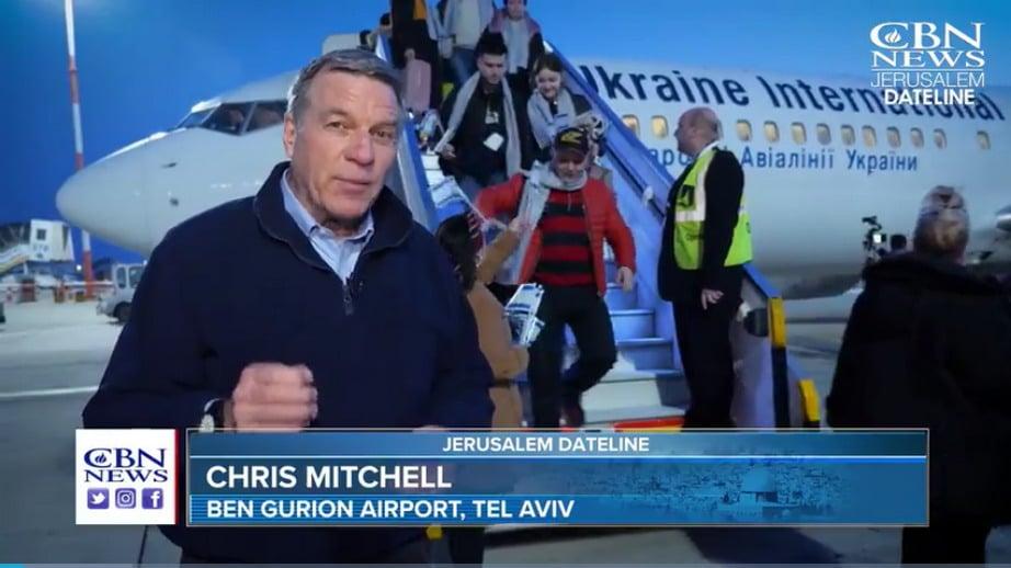 ukraińscy Żydzi wracają do Izraela