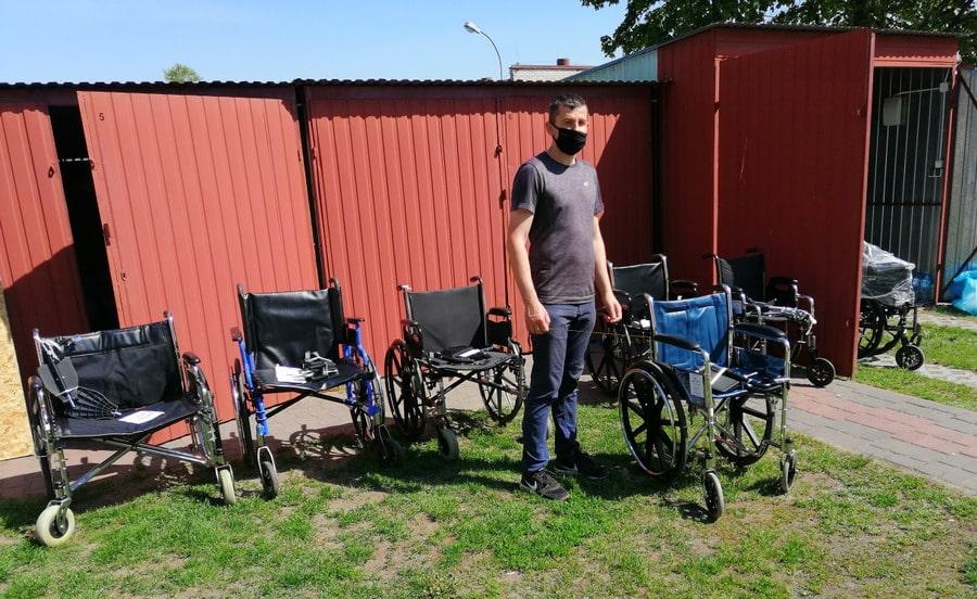 Wózki 2020