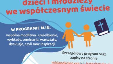 Photo of III Ogólnopolska konferencja dla rodziców i nauczycieli 20-22 VIII 2020