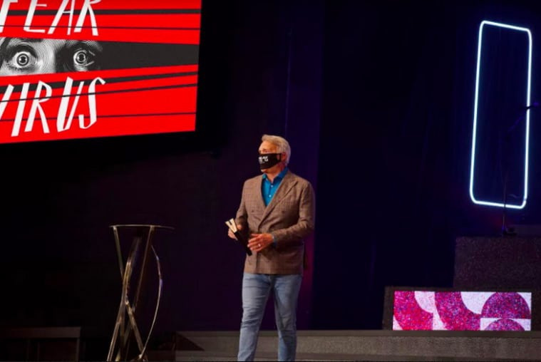 Pastor Ed Young