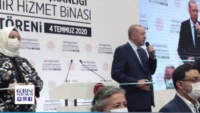 Photo of Erdogan podsyca nietolerancję religijną: chrześcijanie oskarżani o przyniesienie koronawirusa do Turcji