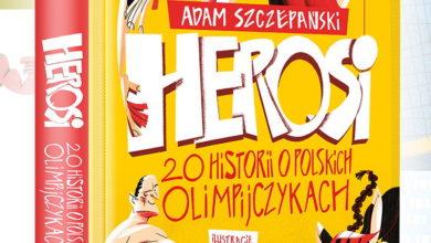 Photo of Herosi. 20 historii o polskich olimpijczykach – Adam  Szczepański