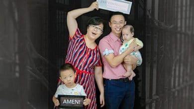Photo of Chiny: Żona uwięzionego prezbitera błaga o modlitwę