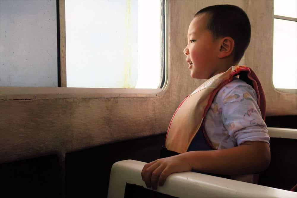 chińskie dziecko