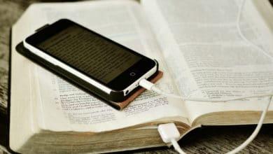 Photo of Jedna czwarta Biblii jest w formacie cyfrowym