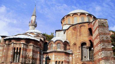 Photo of Erdogan przekształca kolejny historyczny kościół w meczet