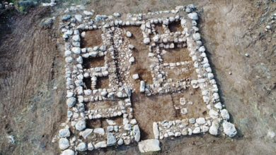 Photo of Forteca kananejska z biblijnych czasów sędziów odkryta w Izraelu