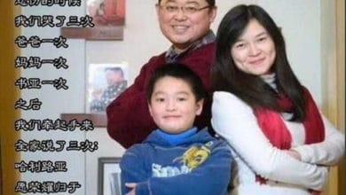 Photo of Chiny: Władze kontrolują życie żony i syna uwięzionego pastora