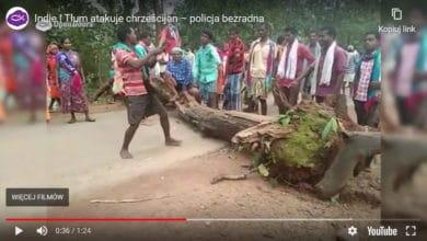 Photo of Indie: Tłum atakuje chrześcijan – policja bezradna