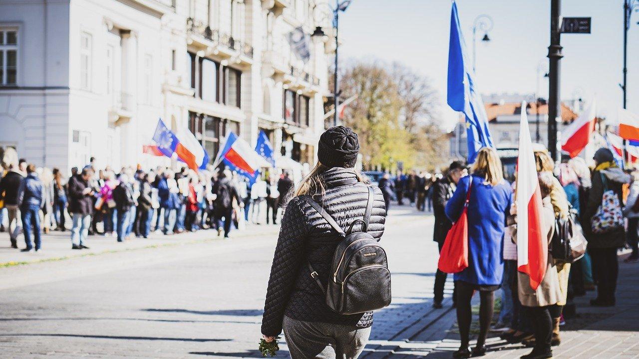 protest Polska