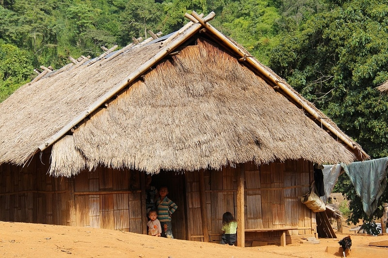 Laos dom