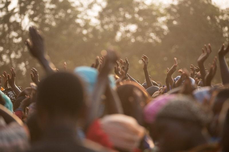 Ludzie z Afryki