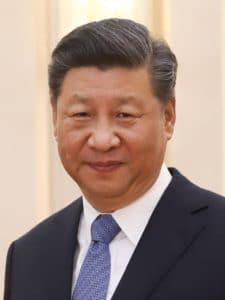 Xi Jinping Chiny