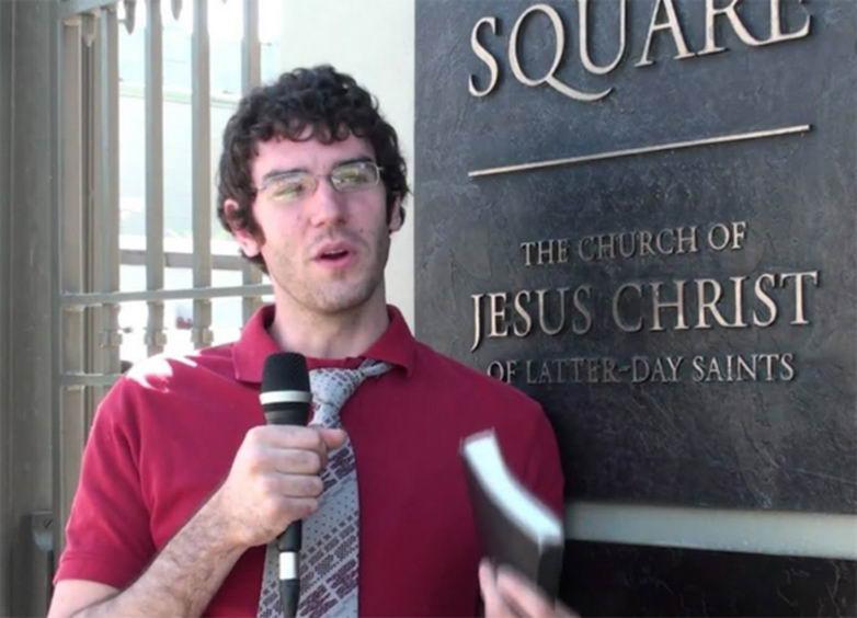 Mormon nawrócony do Jezusa