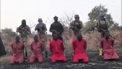Egzekucja chrześcijan
