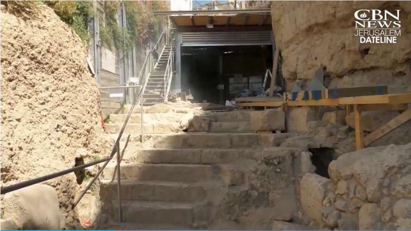 Droga Pielgrzymkowa w Jerozolimie