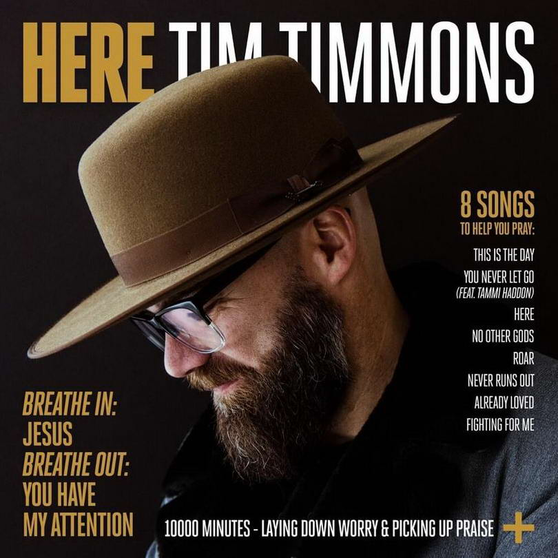 Here Tim Timmons