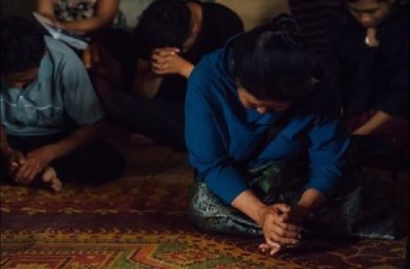 Modlitwa chrześcijan