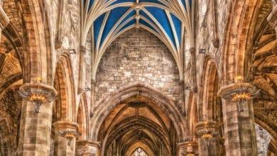 Edynburg Szkocja