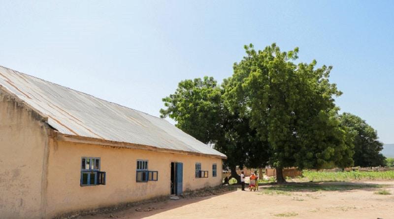 Szkoła w północnej Nigerii