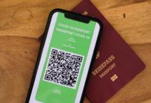 covid paszport