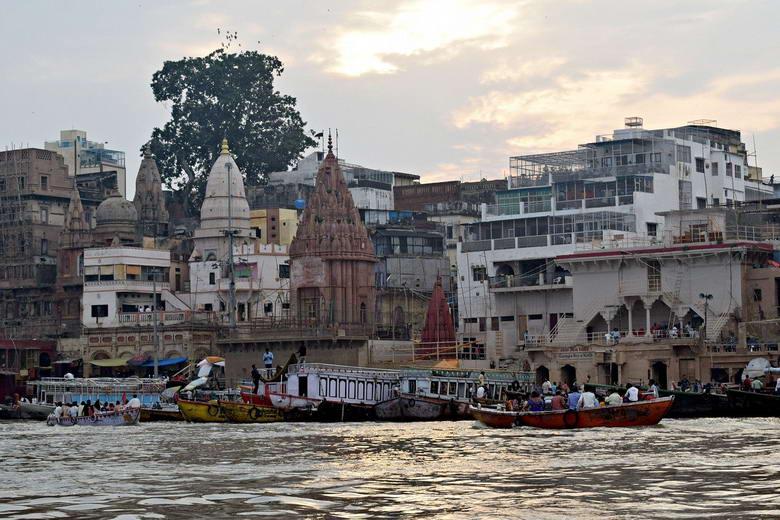Indie Ganges