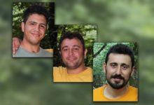 Morteza, Ahmad i Ayoub