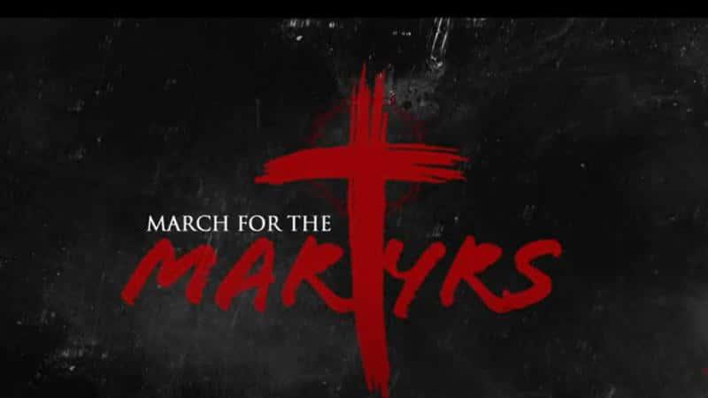 Marsz dla męczenników